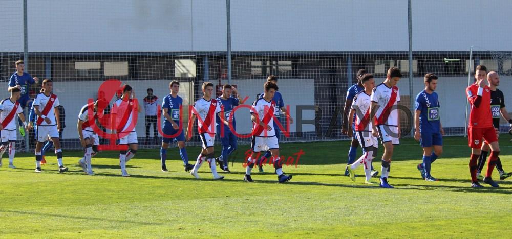 Rayo B 2-0 RSD Alcalá (2018-2019)