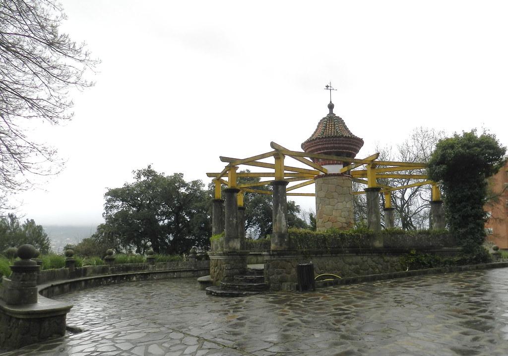 estanque Parque de los Pinos Plasencia Caceres 01