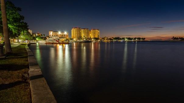 St. Petersburg North Yacht Basin