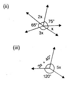 Selina Concise Mathematics Class 6 ICSE Solutions - Angles (With their Types) -r2.