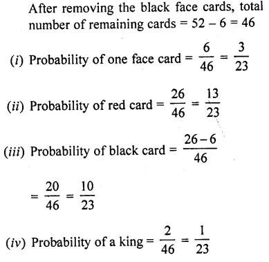 RD Sharma Class 10 Solutions Chapter 16 Probability Ex 16.1 65