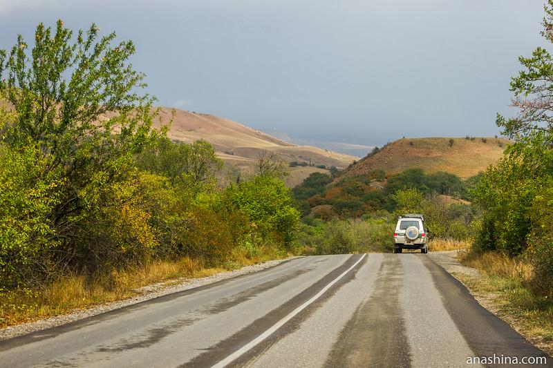 Окрестности Коктебеля, Крым