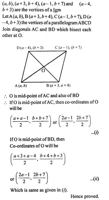 Selina Concise Mathematics Class 10 ICSE Solutions Chapterwise Revision Exercise 62