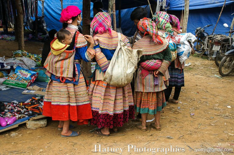 Vietnam - Marché de Cocly 0269