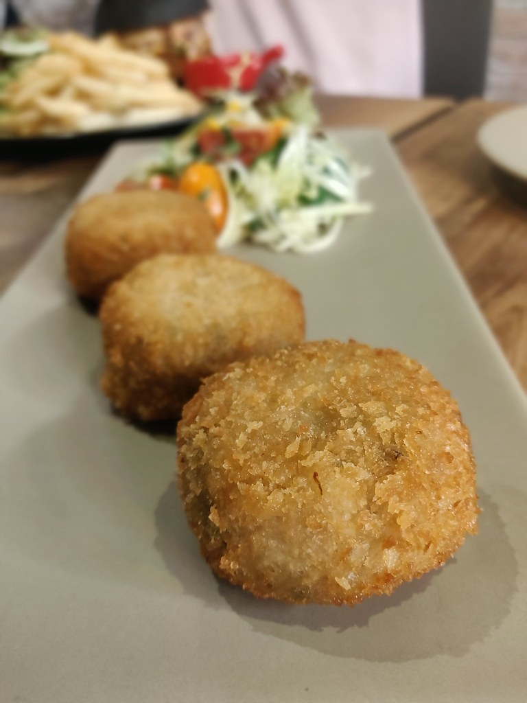 Vegan Croquettes Pop Vegan Hong Kong