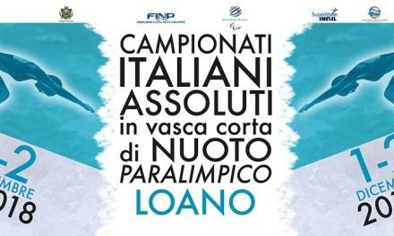 Campionati Italiani paralimpici: a Loano 7 record del mondo e 6 europei
