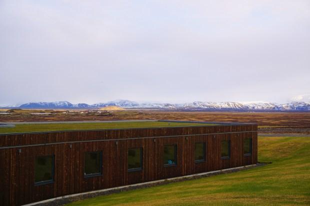 Laxá Hótel, near Mývatn Lake