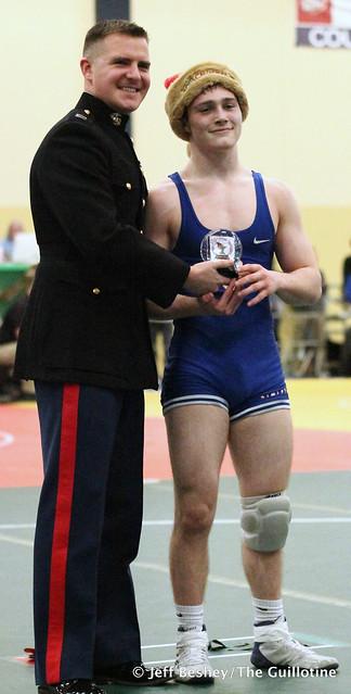 132 Champion - Ryan Sokol (Simley). 181215BJF0206