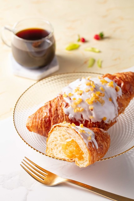 Starbucks_Orange Croissant