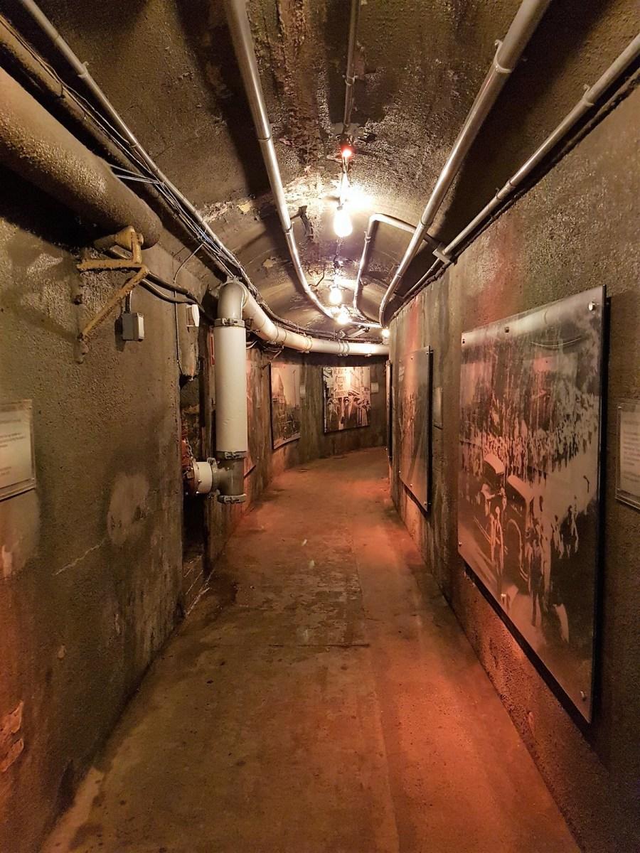 tunnel casa loma