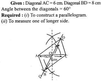 ML Aggarwal Class 9 Solutions for ICSE Maths Chapter 13 Rectilinear Figures  ex 2  11