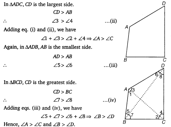 NCERT Solutions for Class 9 Maths Chapter 7 Triangles 27