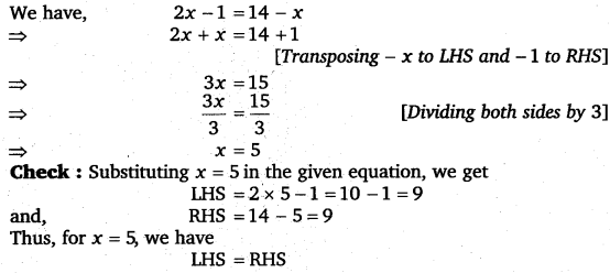 NCERT Solutions for Class 8 Maths Chapter 2 Linear Equations In One Variable 35
