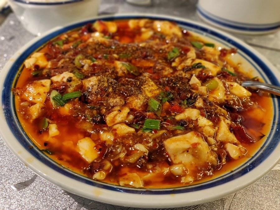 Vegan Mapo Tofu Hong Kong