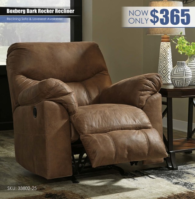 Boxberg Bark Recliner_33802-25