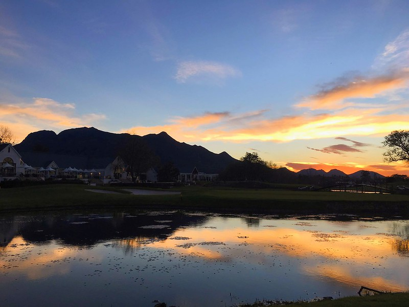 Fancourt Sunrise