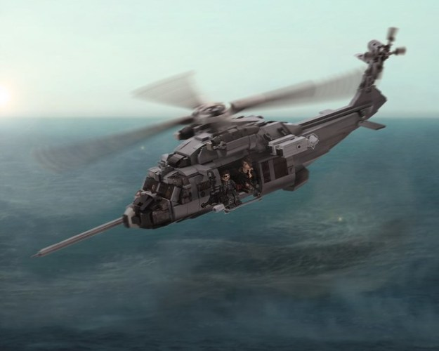 "UTH-66 Blackfoot ""Pequod"" (from ""Metal Gear Solid V: The Phantom Pain"")"
