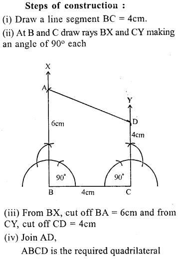 ML Aggarwal Class 9 Solutions for ICSE Maths Chapter 13 Rectilinear Figures  ex 2  2