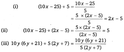 NCERT Solutions for Class 8 Maths Chapter 14 Factorisation 16