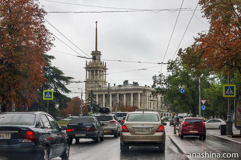 Севастопольский драматический театр ЧФ РФ им. Б. Лавренева, Севастополь