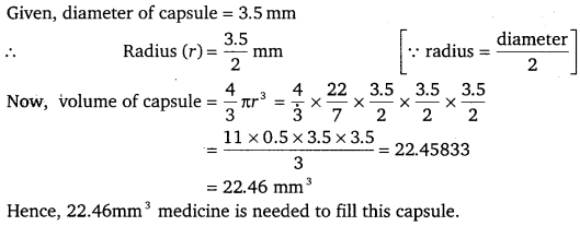NCERT Solutions for Class 9 Maths Chapter 13 Surface Area and Volumes 69