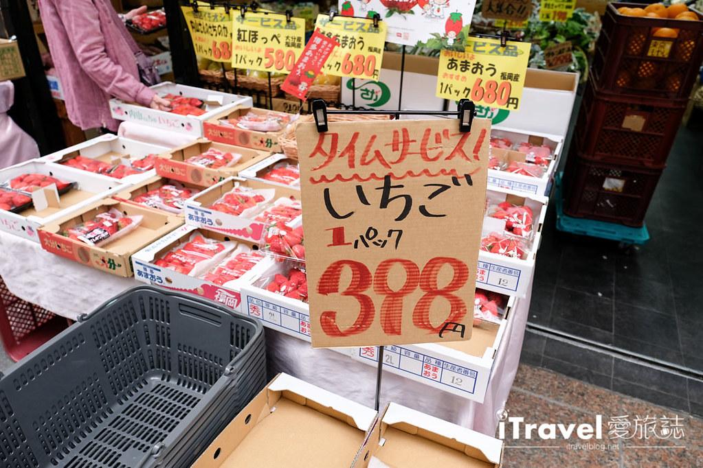 福冈商场推荐 博德川端通商店街 (18)