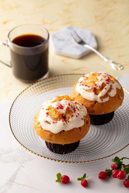 Starbucks_Mandarin Orange Muffin