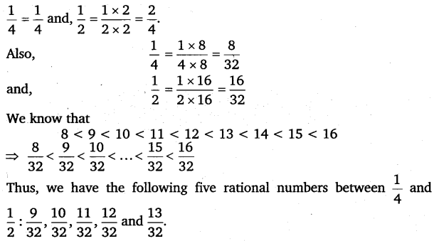 study rankers class 8 maths Chapter 1 Rational Numbers 21