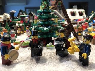 Poblado Navidad 5