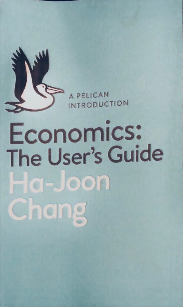 Economics the users guide