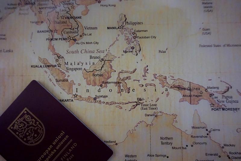 Indonesia turistiviisumi