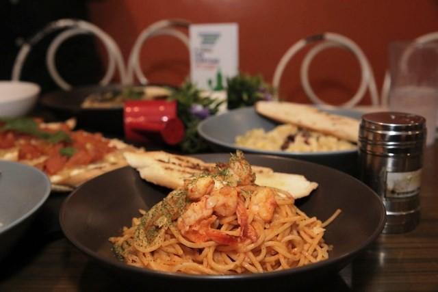 FoodPanda Good Food Tour Old Spaghetti House