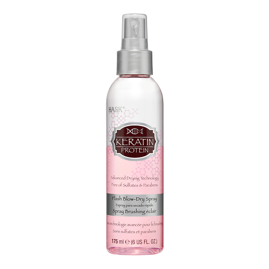 Hask Keratin Flash Blow-Dry Spray
