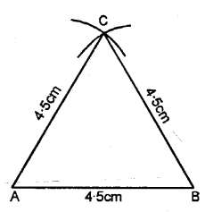 Selina Concise Mathematics Class 6 ICSE Solutions - Triangles (Including Types, Properties and Constructions) -b4
