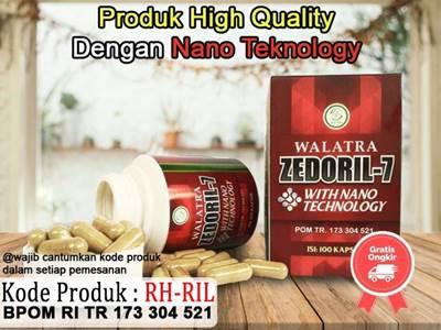 Obat Sekelan Herbal Zedoril 7