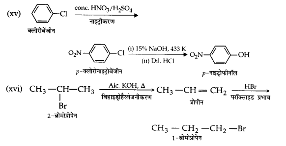 UP Board Solutions for Class 12 Chapter 10 Haloalkanes and Haloarenes 2Q.19.5