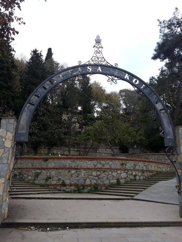 fethi paşa parkı
