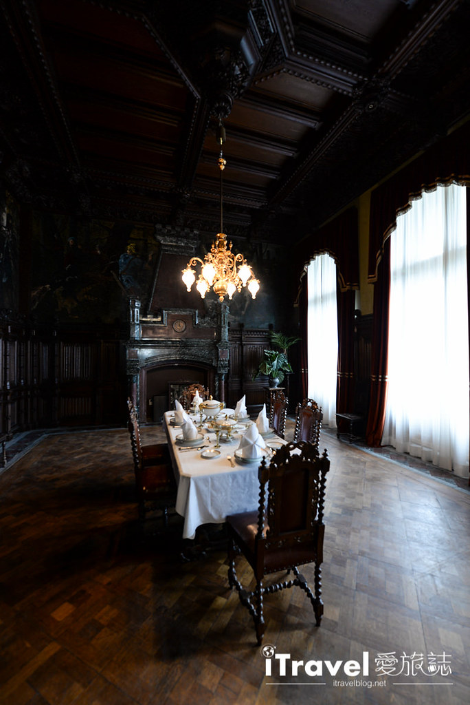 德國克尼格斯溫特爾景點 龍岩堡Schloss Drachenburg (59)