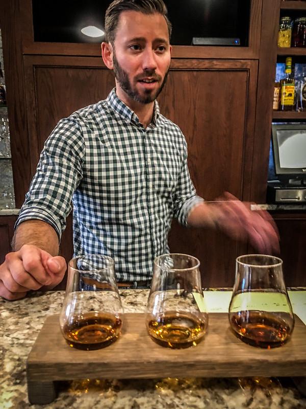 Bourbon Tasting at Husk-020