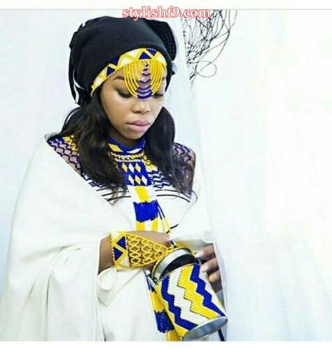 Heritage Xhosa Traditional Attire 2019 • Stylish F9