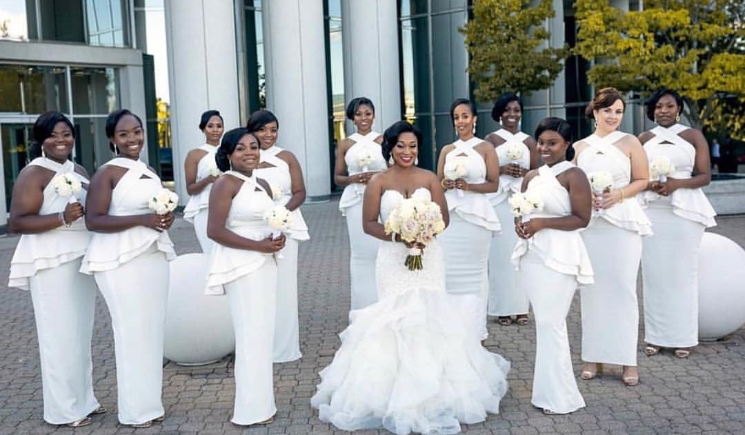 MOST ATTRACTIVE BRIDAL TRAIN STYLES FOR YOUR GIRLS IN YOUR IMPORTANT DAY 1