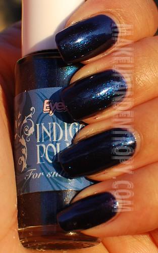 Eyeko Indigo polish
