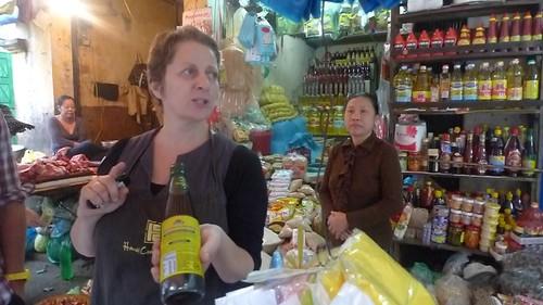Hanoi Cooking Centre - market tour