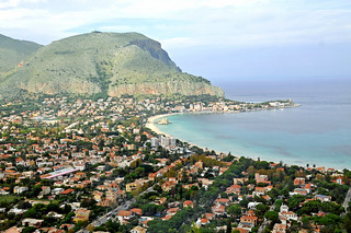 Italy-2187 - View of Mondello