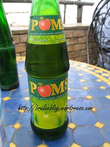 apple soda