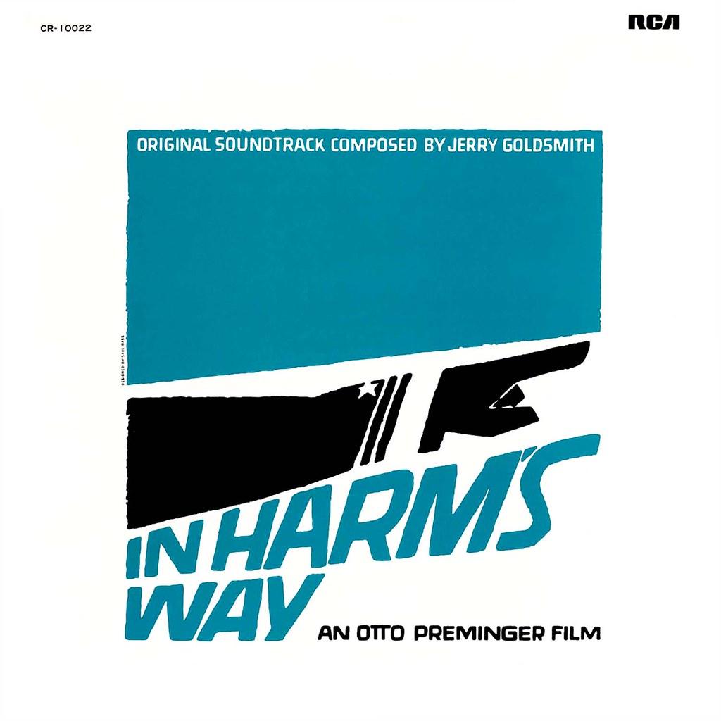 Jerry Goldsmith - In Hamrs Way