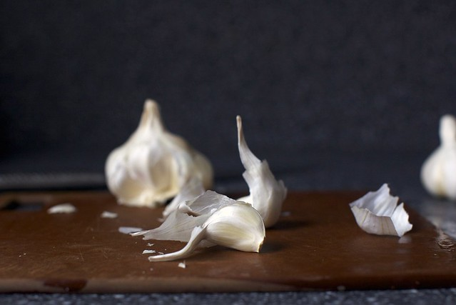 gloomy garlic