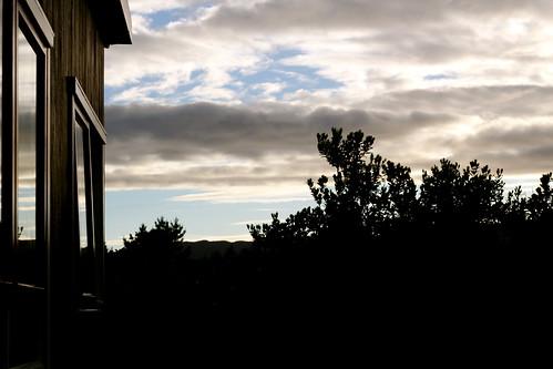 Tuesday: Dawn reflection