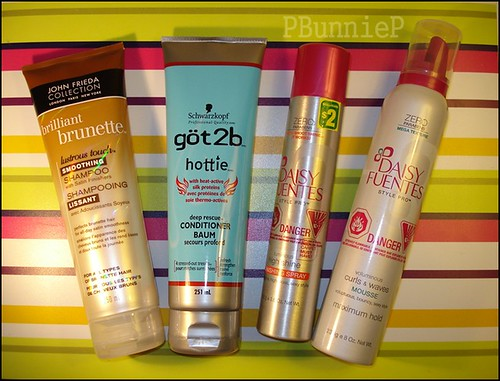 Drugstore haircare