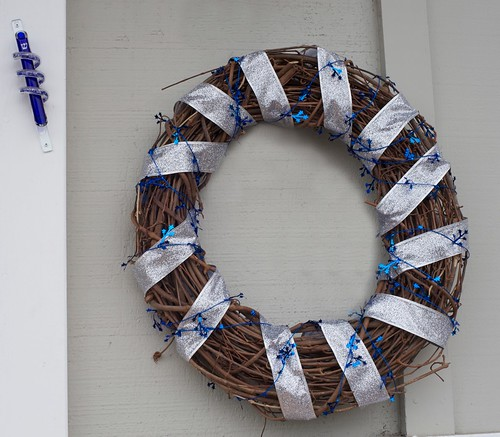 Hannukah Wreath